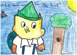 national garden clubs smokey bear u0026 woodsy owl poster contest