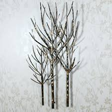 metal tree wall decor design kohls metal wall winsome