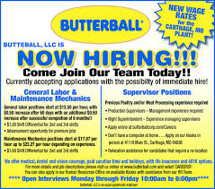 butterball applications big nickel business directory coupons restaurants entertainment