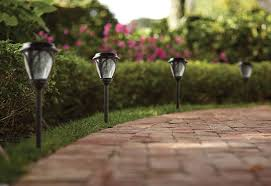 installing low voltage lighting at the home depot
