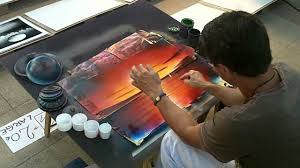 amazing street art painting 3d pictures youtube
