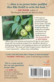 the scout u0027s guide to wild edibles learn how to forage prepare