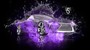 lexus lf lc gt vision lexus lf lc water car 2013 el tony part 2