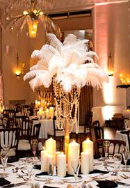 feather centerpieces feather centerpieces and candle centerpieces could be an ornament