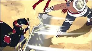 sasuke vs sasuke vs killer bee coub gifs with sound
