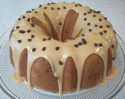 the big green bowl peanut butter chocolate chip bundt cake
