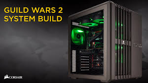System Build 6 Cube Storage by Corsair Presents Our Guild Wars 2 System Build Youtube