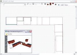 Kitchen Design Programs Free Kitchen Cabinet Software Programs Home Design Program For Kitchen