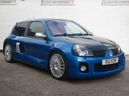 renault megane 2004 mid engined madness 2004 renault clio v6 phase 2 bring a trailer