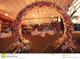 arch decoration decoration wedding flower arch stock photo 62353527 megapixl