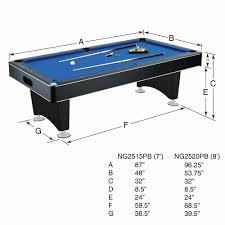 How Much Does A Pool Table Weigh Amazon Com Hathaway Hustler 7 U0027 8 U0027 Pool Table With Blue Felt
