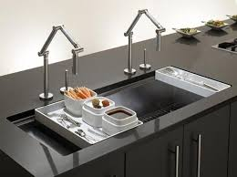 Sinks Glamorous Modern Kitchen Sinks Modernkitchensinksmodern - Contemporary kitchen sink