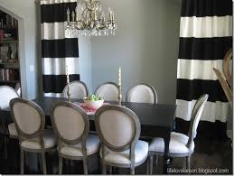 Striped Living Room Curtains by Best 25 Striped Curtains Ideas On Pinterest Country Chic