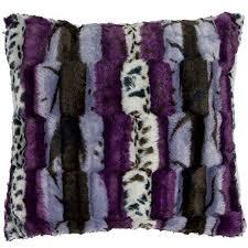 Photo Cushions Online Animal Faux Fur Cushion