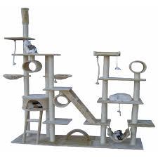 go pet club cat tree condo house pet furniture