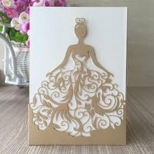wedding invitations online free printable online get cheap bride dress invitation wedding aliexpress com