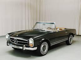 classic mercedes 1968 mercedes benz 280sl convertible coupe hyman ltd classic cars