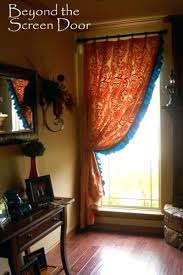 Brown Turquoise Curtains Orange And Turquoise Curtains Fin Soundlab Club