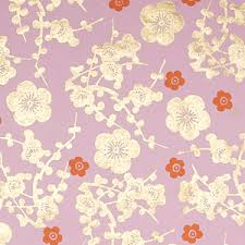 Handmade Gift Wrapping Paper - midori handmade gift wrap cherry blossom