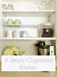 six weeks spring order challenge week clear kitchen six weeks spring order challenge week clear kitchen clutter simply organized