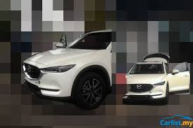 mazda new model spyshot all new 2017 mazda cx 5 is now in malaysia auto news