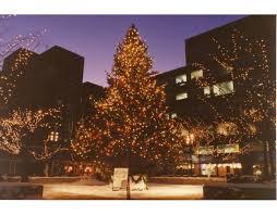 the charles hotel annual tree lighting celebration 11 25 17