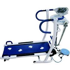 Treadmill Manual Tl 002 1 Fungsi harga alat treadmill manual 6 fungsi murah grosirfitnes