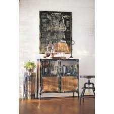 dark brown wood sideboards u0026 buffets kitchen u0026 dining room