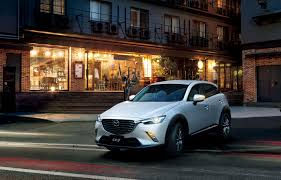 mazda range 2016 mazda cx 3 design features performance review 240drive