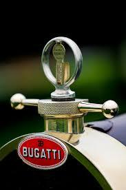 1923 bugatti type 23 brescia lavocat et marsaud ornament