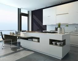contemporary kitchen island brilliant kitchen modern white island callumskitchen