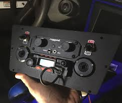 Rugged Ham Radio Azrickd U0027s 25 Watt Dual Band Mobile 660 Intercom Yxz Install