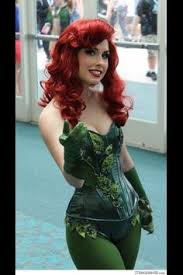 Poison Ivy Womens Halloween Costumes Poison Ivy Cosplay çizgi Roman Animasyon Cosplay Comics