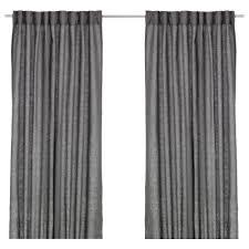 Ikea Curtains Panels Aina Curtains 1 Pair Ikea