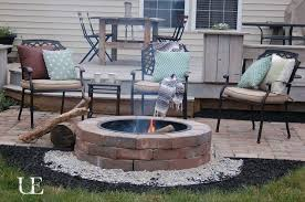 Paver Patio Diy Diy Paver Patio And Pit Hometalk