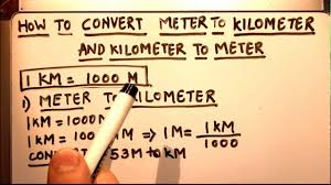 yards to meters how to convert meter to kilometer and kilometer to meter