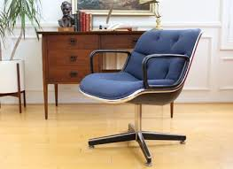 Knoll Office Desk Mid Century Modern Knoll International Desk Chair Office Chair
