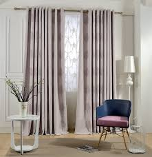 Embroidered Linen Curtains Interior Endearing Linen Drapes With Curtain Rod For Window