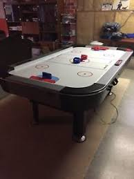 rhino air hockey table price air hockey table puck buy or sell toys games in ontario kijiji