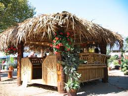 Tiki Hut Material 12 Best Tiki Huts Images On Pinterest Tiki Bars Backyard Beach