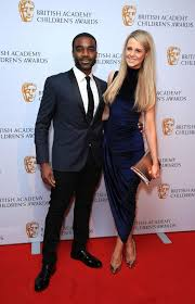 portia s who is ore oduba s wife portia how did she meet the strictly come