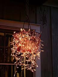 christmas hanging baskets with lights 14 best christmas decoration images on pinterest la la la