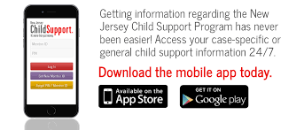 new jersey child support nj child support home