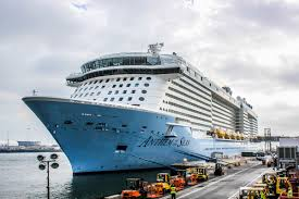 live blogging from anthem of the seas preamble royal caribbean
