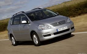 toyota avensis verso toyota cars specifications technical data