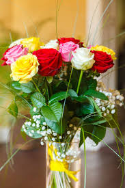 Colorful Roses Colorful Roses Bouquet Free Stock Photo Public Domain Pictures