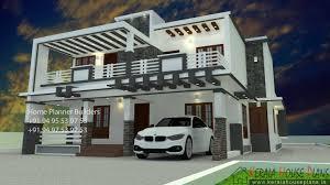 box type house design 2500 sqft kerala house plans designs