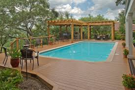 low maintenance synthetic decking options for care free salt lake