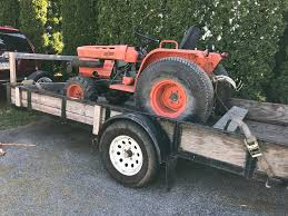 added a kubota to the stables yesterday u0027s tractors