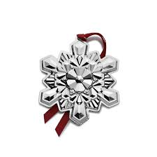 amazon com gorham 47th edition 2016 snowflake ornament home